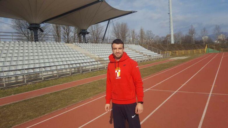 Mateo je spreman za EP u Beogradu